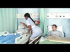 Nurse xxx videos - ebony pussy