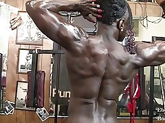 Exposed free porn - ebony pussy squirt