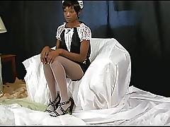 Pantyhose free porn - big black pussies