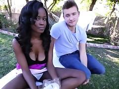 Outside sex videos - black sex movie