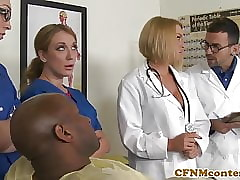 Nurse xxx videos - ebony poesje